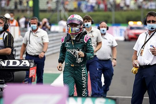 Vettel y el combustible: ¿cómo fue?, ¿ganará el caso Aston Martin?