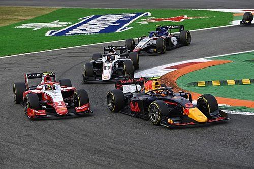 Дарувала выиграл гонку Ф2 в Монце, Шварцман – 3-й