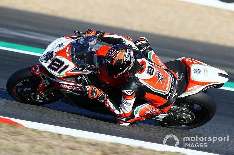 Demi fokus MotoGP, Torres-MV Agusta akhiri kolaborasi