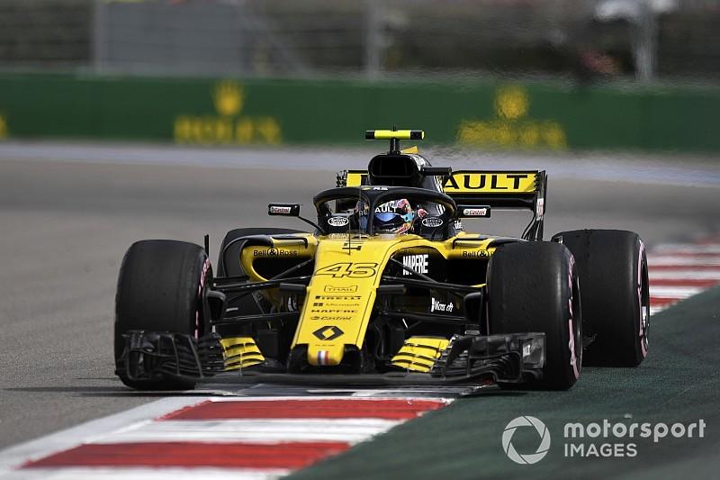 В Renault завершили работу над обновлениями машины 2018 года