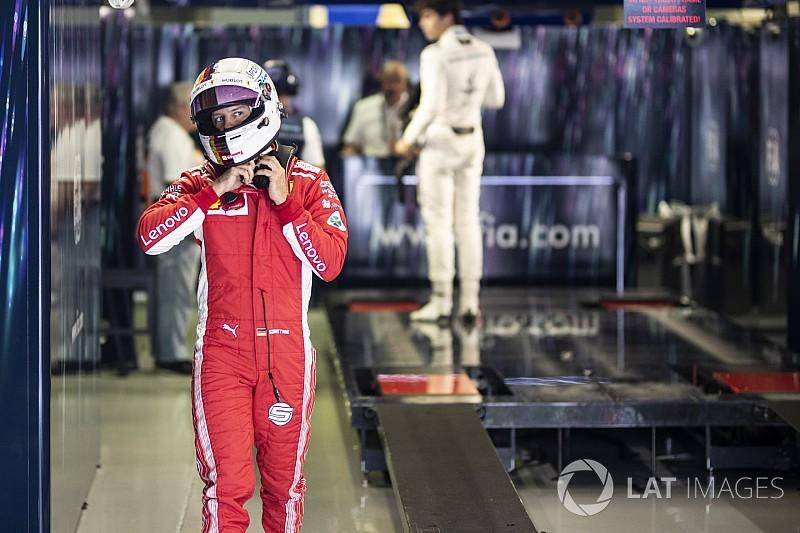 Rosberg szerint Vettel egyelőre nem tudta kihasználni Hamilton gyengeségét
