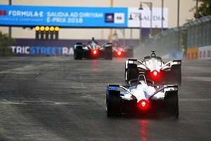 Стартова решітка першого етапу сезону Формули Е — 2018/19