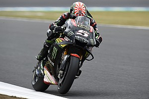 Zarco shows Yamaha