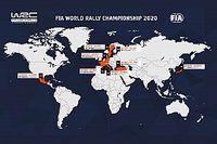 El WRC anuncia nuevo calendario 2020 con reinicio en septiembre