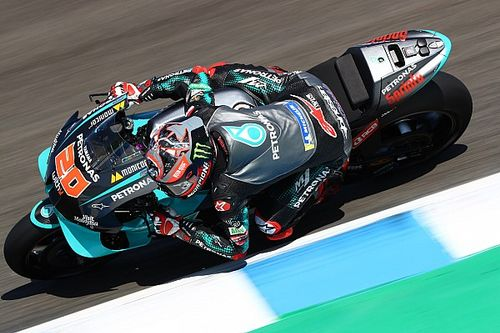 Quartararo penalised for MotoGP testing rules breach