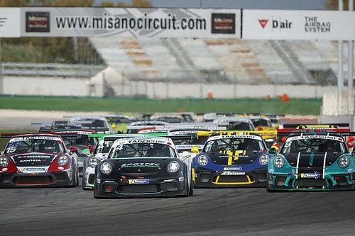 Saisonauftakt der Schweizer Porsche-Sportserien auf dem Red Bull Ring am kommenden Wochenende