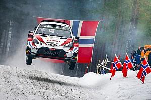 Тянак выиграл Ралли Швеция и возглавил чемпионат WRC