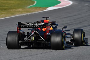 F1合同テスト4日目:ヒュルケンベルグ最速。ホンダPU、4日間で957周を走破