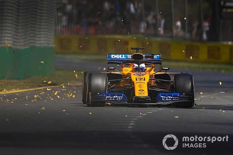 Fotos: Erste Fahrbilder der Formel-1-Autos 2019