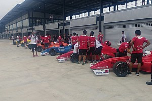 Formula 4 SEA Race report F4 SEA Sepang: Imbas kecelakaan F1 Grosjean, Race 1 dijadwal ulang