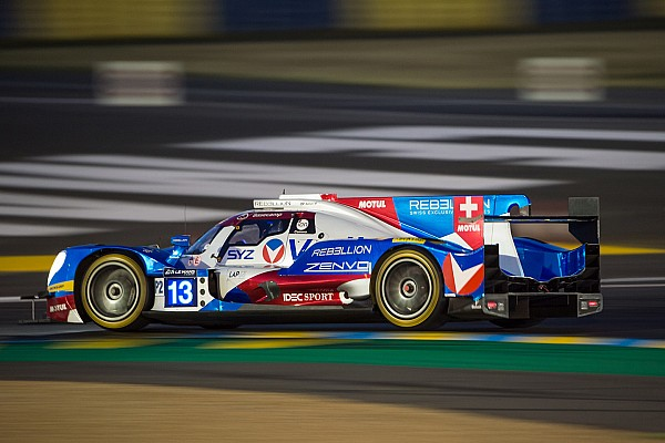 Rebellion accepts it made Le Mans