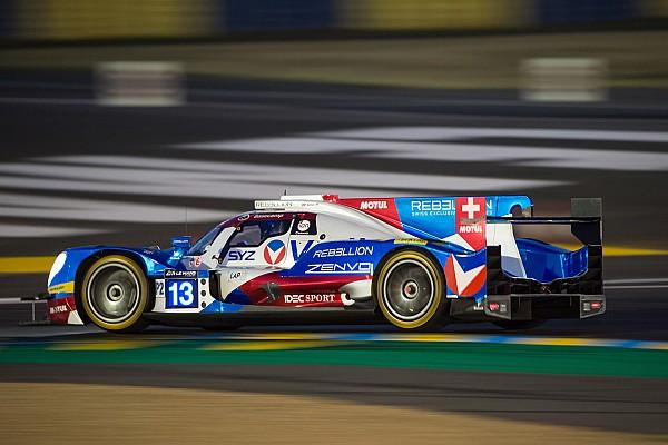 Rebellion, Le Mans'da hata yaptıklarını kabul etti
