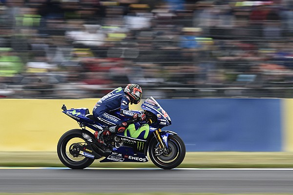 MotoGP Vinales aimed for last-corner overtake before Rossi error