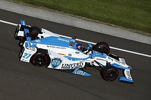 IndyCar Trainingsbericht Indy 500 2017: Marco Andretti im 1. Training Schnellster