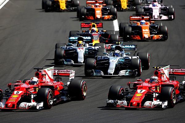 Хэмилтон: Ferrari растеряла гораздо меньше очков, чем Mercedes