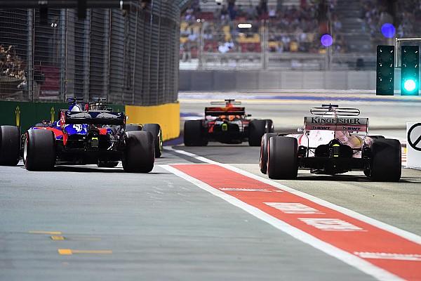 Formel 1 2017 in Singapur: Ergebnis, 3. Training