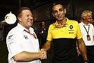 Формула 1 Абитбуль объяснил своим сотрудникам, почему не надо бояться McLaren