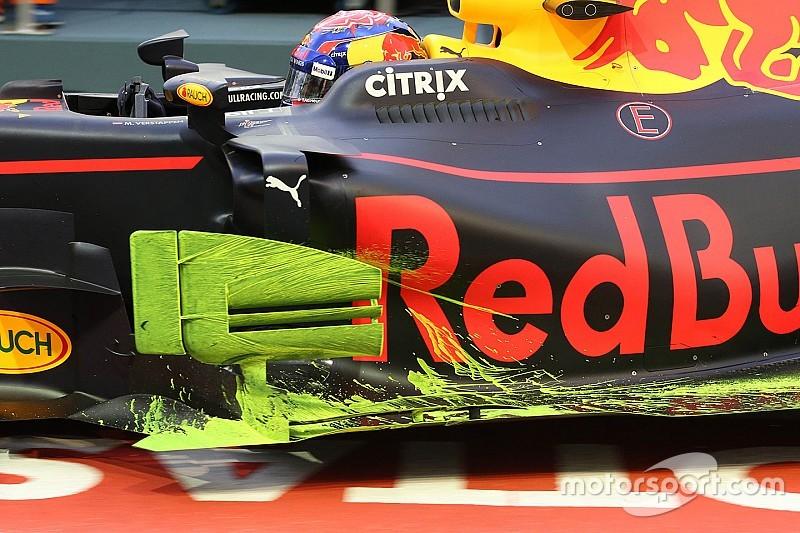 Ferraris elemet másoltak a Red Bullnál