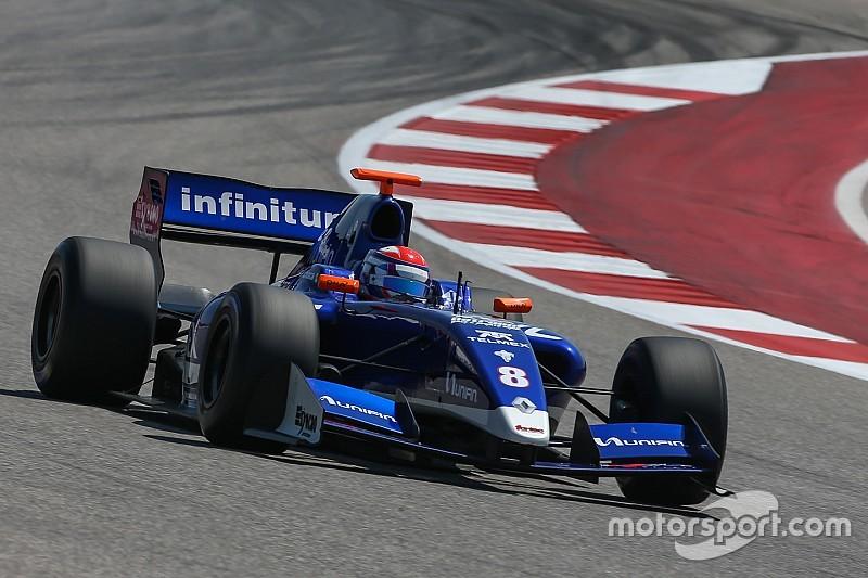 Orudzhev vence corrida 2 em Austin; Fittipaldi abandona