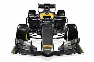 FIA F2 Interview Design, aéro, Halo, DRS: tout sur la F2 2018