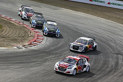 Des restrictions pour les tests dès 2018 en World RX