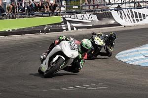 MotoOpenFest, гонка Supersport-300, Lady, Master: хто кращий – Калінін чи Михальчик?