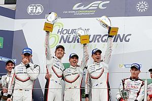 WEC Новость В Porsche объяснили использование командной тактики на «Нюрбургринге»