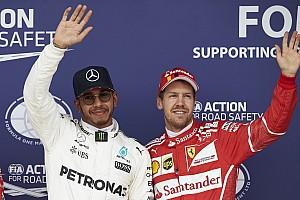 Fórmula 1 Noticias Hamilton se inspiró en Nadal y Federer para su batalla con Vettel