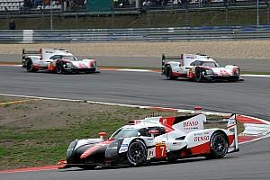 WEC Новость В Toyota загрустили из-за ухода Porsche из LMP1
