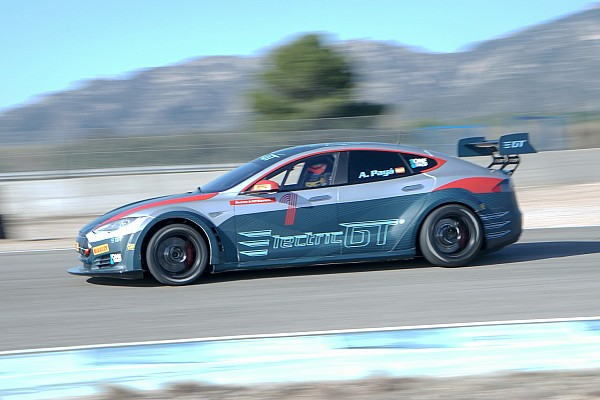 EGT Breaking news Electric GT reveals eight-round calendar for first season