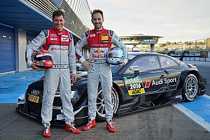 DTM Breaking news Duval, Rast join Audi DTM squad for 2017 season