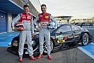 DTM L'Audi porta Loïc Duval e René Rast nel DTM per il 2017