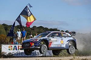 WRC Nieuws WRC Italië: Neuville trapt af als snelste
