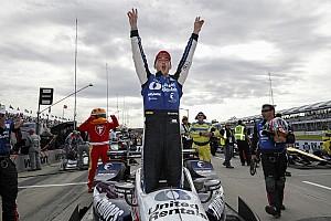 IndyCar Réactions Pour Rahal,