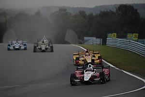 IndyCar Noticias de última hora Firestone introducirá nuevo neumático para lluvia en IndyCar