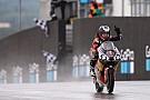Other bike Red Bull Rookies Cup: Yağmur altında zafer Deniz'in, Can düştü