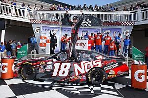 NASCAR XFINITY Race report Kyle Busch scores 90th career Xfinity win at Watkins Glen