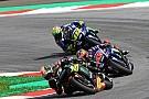 Rossi örülne, ha a Tech 3 versenyzői a Yamaha idei motorjával mennének