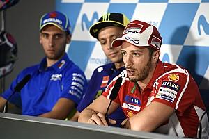 MotoGP Interjú Dovizioso: