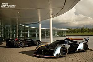 eSports Breaking news McLaren Ultimate Vision Gran Turismo: Visi supercar 2030