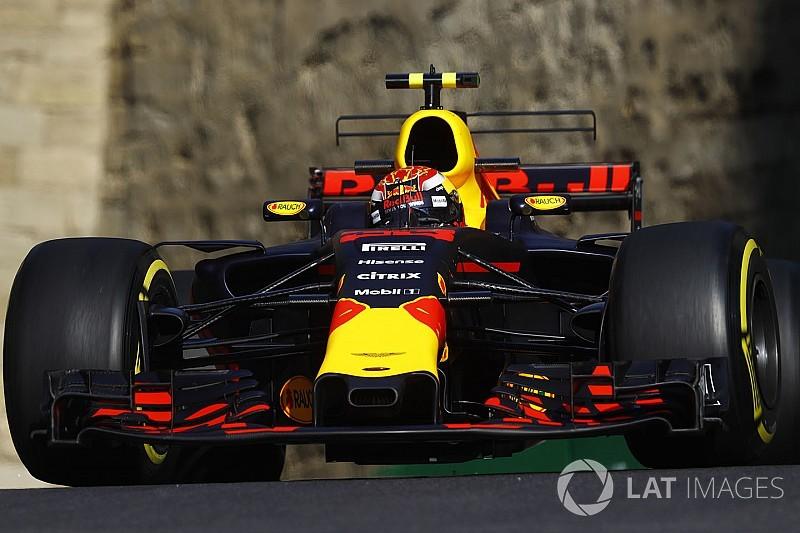 【F1】フェルスタッペン「奇妙なクラッシュがあったけど良い金曜日」