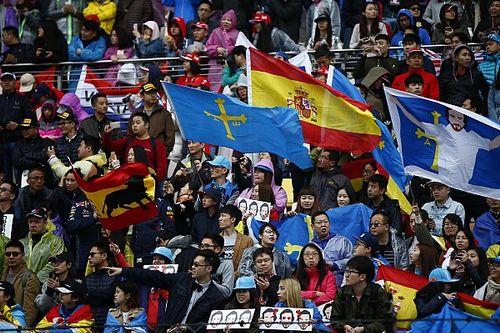 新赛季F1、MotoGP确定将在中国直播
