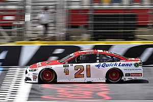NASCAR Cup Practice report Ryan Blaney leads Saturday morning Cup practice
