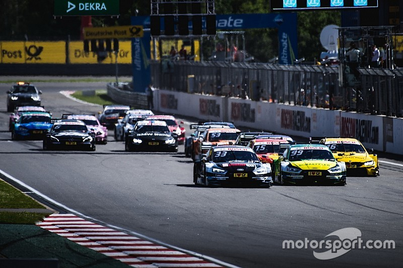 DTM can survive without Mercedes, says Berger