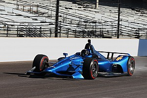 IndyCar Ultime notizie IndyCar: l'aerokit 2018 ha debuttato oggi a Indianapolis