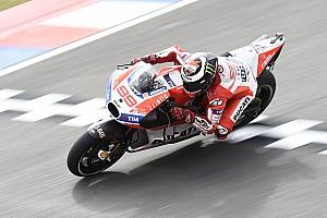 """MotoGP Noticias de última hora Lorenzo: """"Las cosas están mejor de lo que parece"""""""