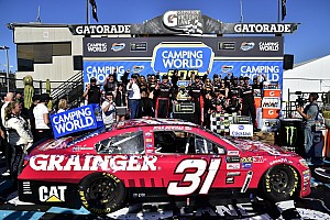 NASCAR Cup Commentary Surprise victory could be a turning point for RCR