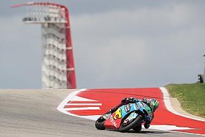Moto2 Noticias de última hora Morbidelli saldrá en pole por delante de Pasini y Márquez