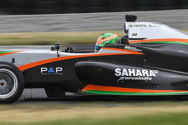 Other open wheel Ruapuna TRS: Daruvala wins red-flagged Race 3