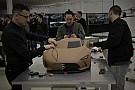 La maquette de la Mercedes Project One dévoilée par erreur?